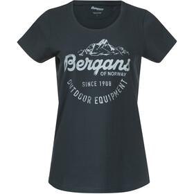 Bergans Classic Camiseta Mujer, verde